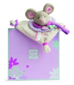 doudou-kuscheltuch-nuggihalter-maus-pink