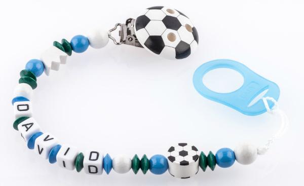 nuggikette-fussball-und-krone-individuell-personalisiert
