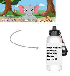alu-trinkflasche-elefant