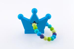 beissgreifling-krone-blau-gruen