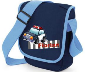 kindertasche-polizeiauto-kindergartentasche