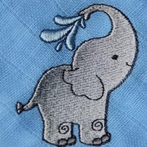 nuscheli-elefantendusche