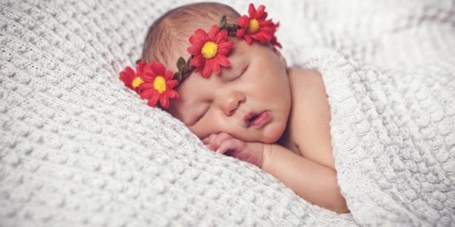 020aa523dd8489 Baby Haarband selber machen - Zwergehuus Magazin