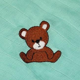 Nuscheli Teddybaerchen Gazewindel