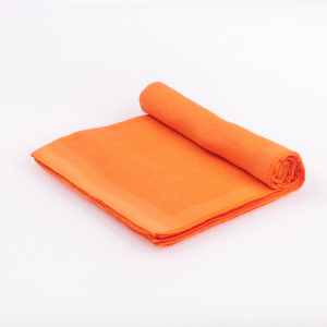 Nuscheli uni 60x60 orange
