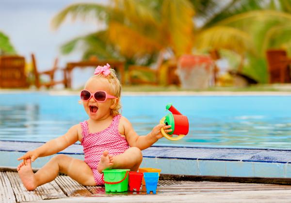 Überlegen Sie sich ein geeignetes Ferienziel