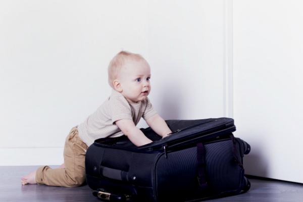Eine gut überlegte Packliste erspart Stress und Hektik vor der Abreise