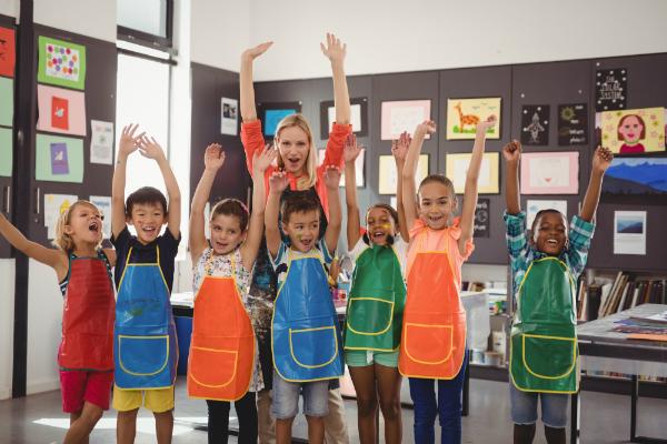Ein Blick auf die pädagogischen Angebote der Tagesstätte ist wichtig