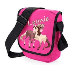 Kindertasche Pferde