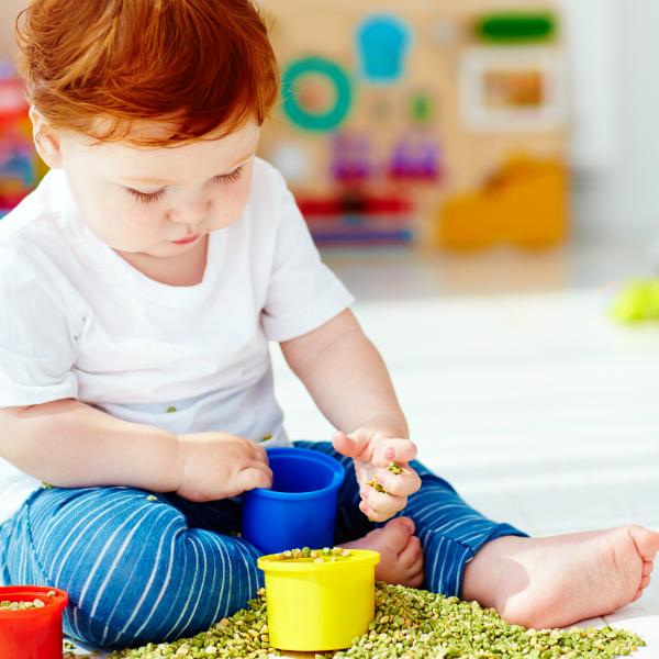 Spielend erlernt Ihr Kind wichtige Grundlagen für das Leben