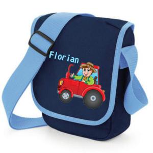 Kindertasche Traktor