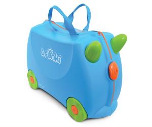 Kinderkoffer blau