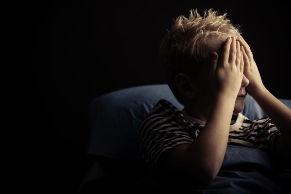 Der Albtraum wird vom Kind bewusst wahrgenommen