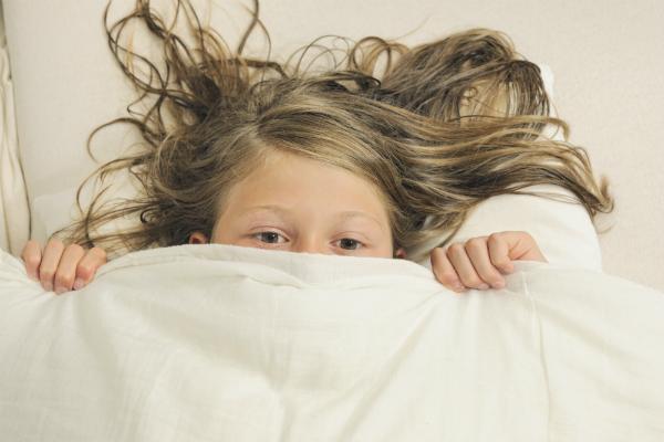 Vor allem Kinder von 2 - 6 sind von Nachtschreck und Albträumen betroffen