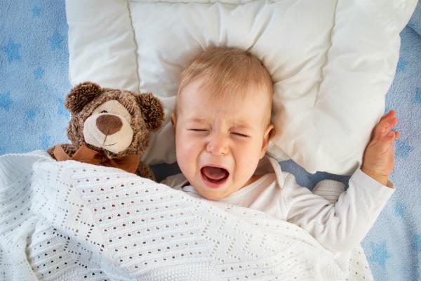 Der Nachtschreck wird vom Kind unbewusst / gar nicht wahrgenommen