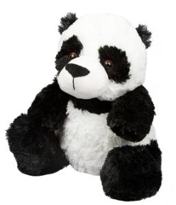 Waermestofftier Pandabaer