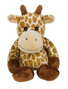 Waermekuscheltier Giraffe
