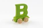 Buchstabenzug Anhänger B