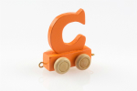 Buchstabenzug Anhänger C