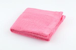 Nuscheli uni 60x60 rosa