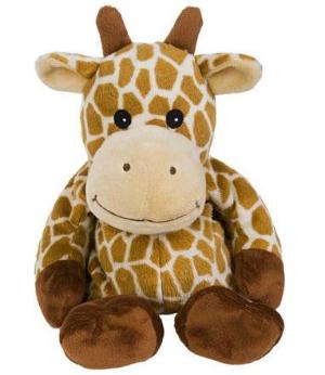 Wärmestofftier Giraffe