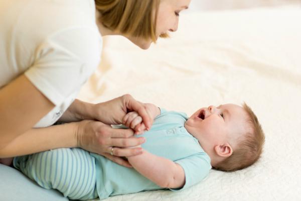 Babysprache wird von Erwachsenen am besten gemieden