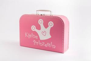 Kinderkoffer Kleine Prinzessin