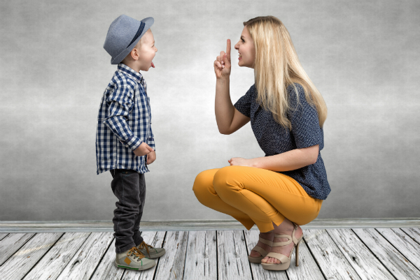 Ausschimpfen ist nicht immer die beste Taktik, manchmal setzt man mit dem Ignorieren der Kleinen mehr Nachdruck