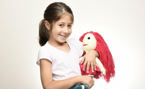 Puppen sind wohl das älteste Spielzeug der Welt