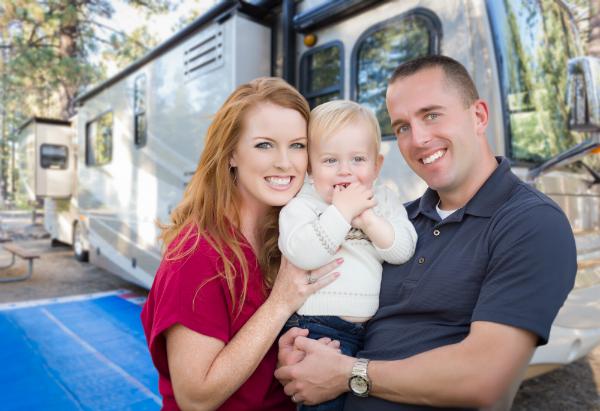 Wohnmobil als Alternative zum Zelt