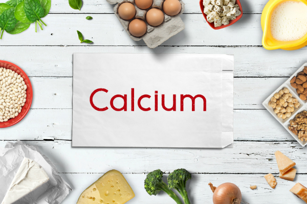 Kalziumreiche Lebensmittel