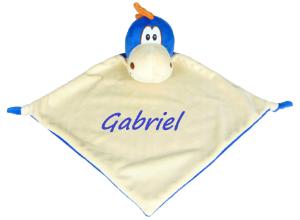 cubbies-kuscheltuch-drache-blau-mit-name