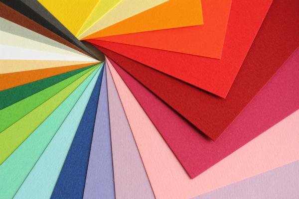 tonpapier-farben