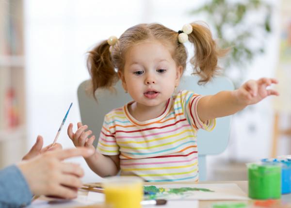 Ideen, um das Kind zu foerdern