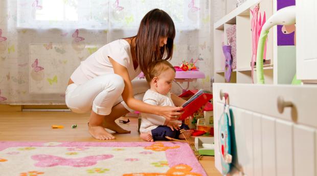 Babysitter oder grosse Geschwister sollten auf die Kleinsten aufpassen
