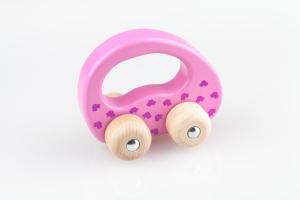 greif-fahrzeug-rosa-gemustert