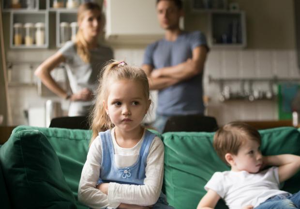 Eifersucht und Neid ist besonders zwischen Geschwistern oft der Fall