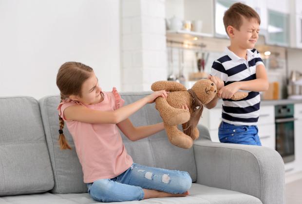 Spielzeugneid ist ein häufiger Grund für Eifersucht