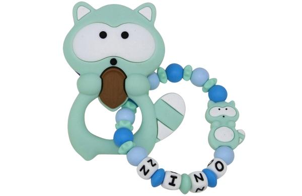 beissgreifling-mit-name-waschbaer-mint-blau