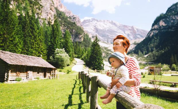 Traumurlaub in der schweizer Bergwelt