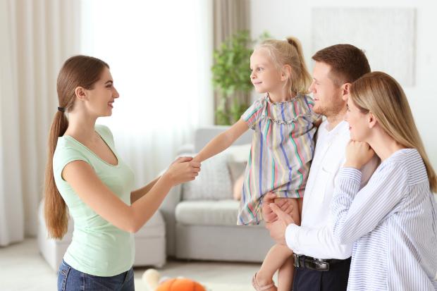 Ein seriöses Auftreten gegenüber den Eltern ist ein absolutes Muss