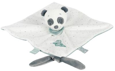 Kuscheltuch NATTOU Panda