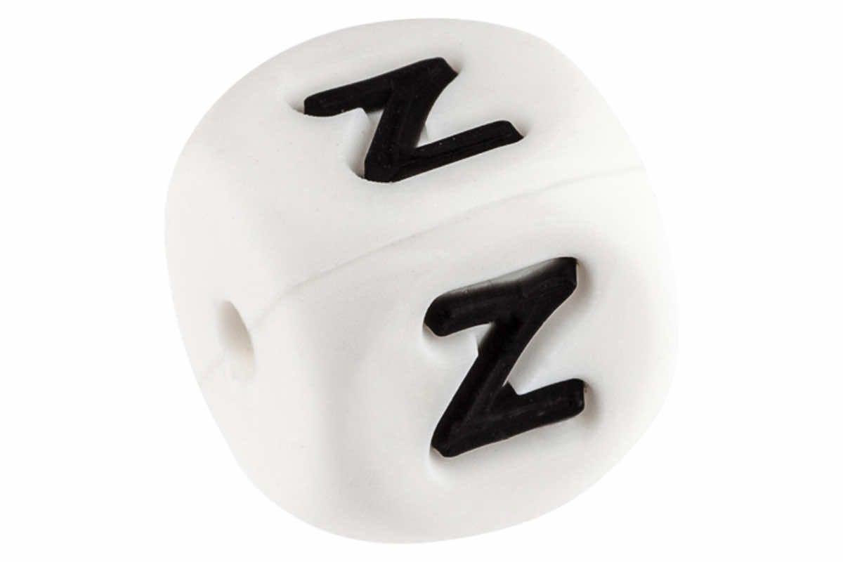 SILIKON Buchstabenwürfel 10mm