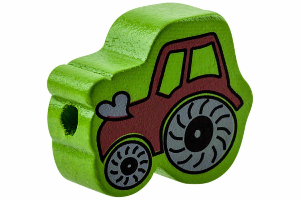 Motivperlen Traktor klein