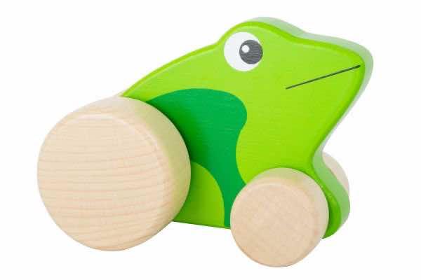 Schiebetier Frosch