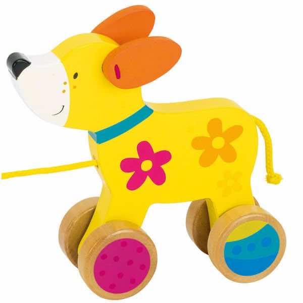 Ziehtier Hund mit Name