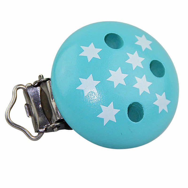 Befestigungsclip Sterne