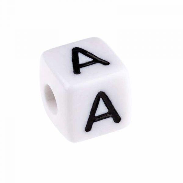 Einzelverkauf Buchstaben Acryl weiss 10mm