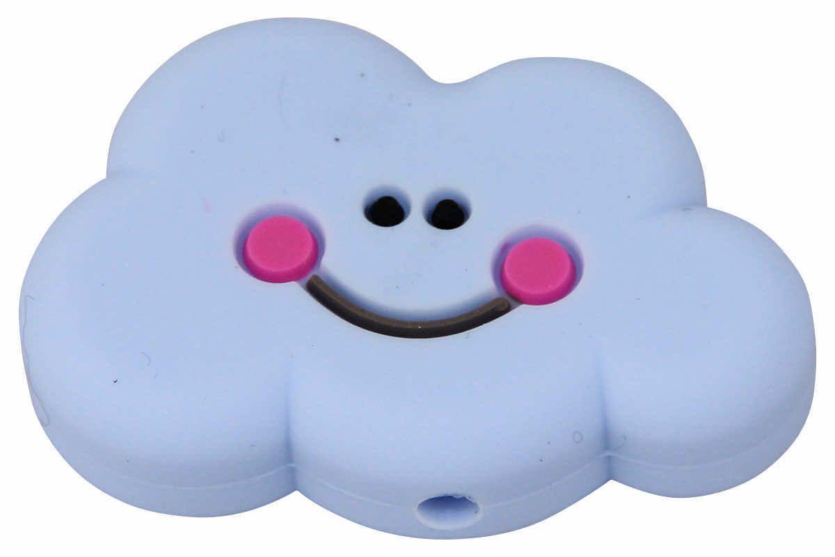 Silikonmotive Wolke