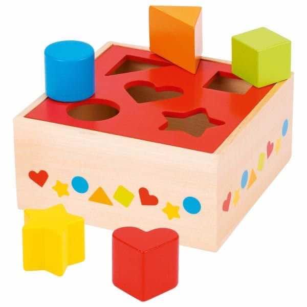 Steckbox aus Holz